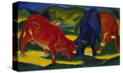 Fighting Oxen, 1911