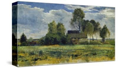 Moorhuetten Im Dachauer Moos, 1902
