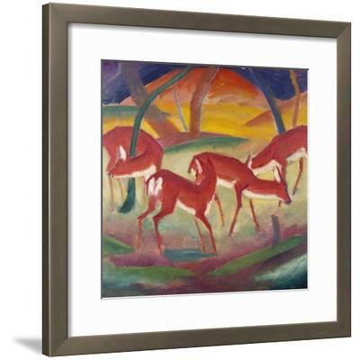 Red Deer; Rote Rehe 1