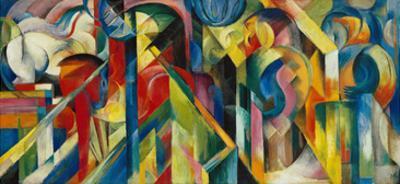 Stables (Stallungen), 1913