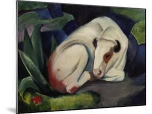 The Bull, 1911 by Franz Marc