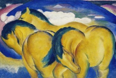The Little Yellow Horses, 1912