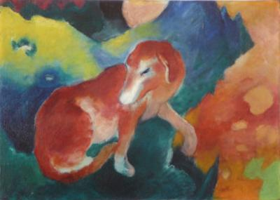 The Red Dog, c.1911