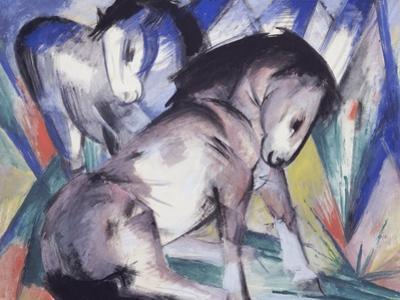 Two Horses, 1913