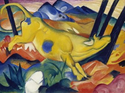 Yellow Cow, 1911