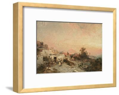 La Tarantella, Posilipo, Naples, C.1895