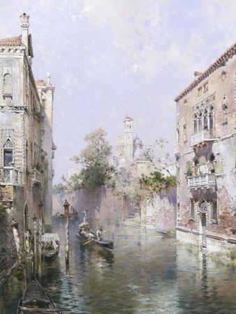Rio San Bernardo, Venice