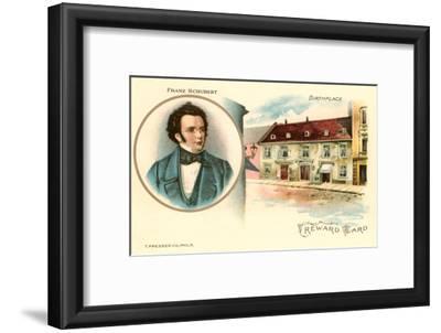 Franz Schubert and Birthplace