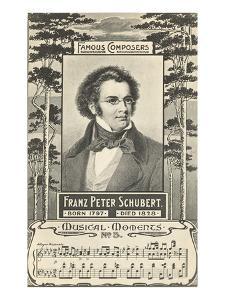 Franz Schubert and Music