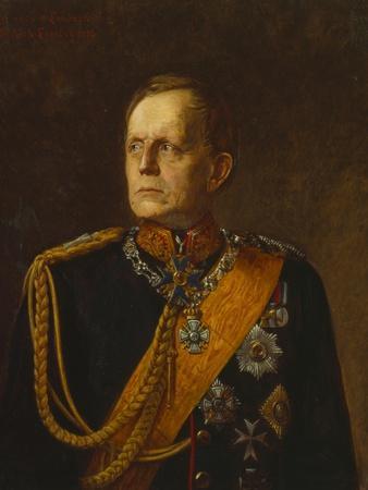 Helmuth Carl Bernhard Graf Von Moltke, 1898