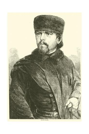 Franz Sigel, August 1862--Giclee Print