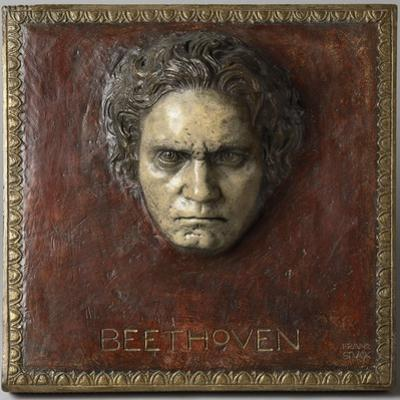 Beethoven by Franz von Stuck