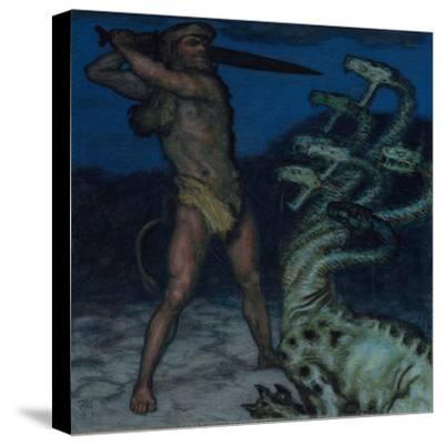 Hercules and Hydra