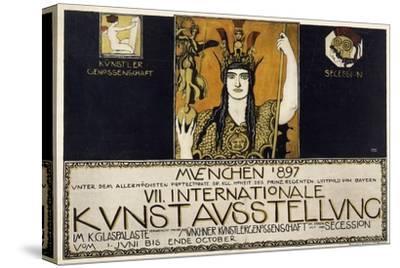 Munchen 1897, VII Internationale Kunstausstellung, 1897