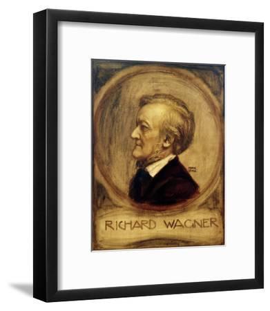 Richard Wagner, Composer, 1902