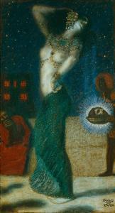Salome Dancing, 1906 by Franz von Stuck