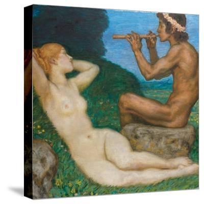 Spring Love; Liebesfrhling, 1917
