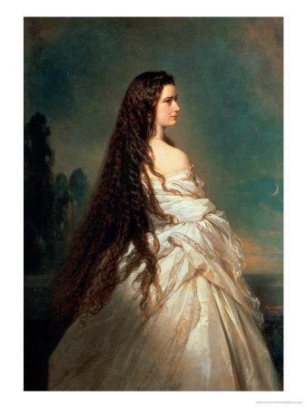 Elizabeth of Bavaria (1837-98), Wife of Emperor Franz Joseph I of Austria (1830-1916)