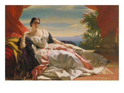 Leonilla Princess to Sayn-Wittgenstein-Sayn, 1843