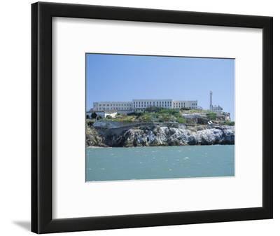 Alcatraz Island, Site of the Infamous Prison, San Francisco, California, USA