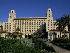 Exterior of the Breakers Hotel, Palm Beach, Florida, United States of America, North America by Fraser Hall