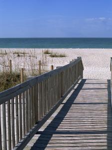 Gulf Coast, Longboat Key, Florida, United States of America, North America by Fraser Hall