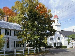 Kennebunkport, Maine, New England, USA by Fraser Hall