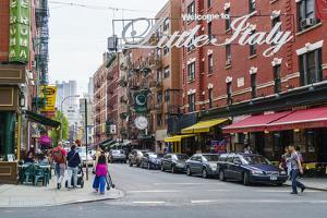 Little Italy, Manhattan, New York City, United States of America, North America by Fraser Hall