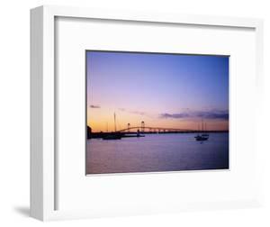 Newport Bridge, Newport, Rhode Island, USA by Fraser Hall