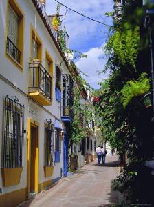 Plaza De La Victoria, Old Town, Marbella, Andalucia, Spain by Fraser Hall
