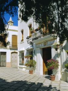 Plaza Las Flores, Estepona, Andalucia,Spain by Fraser Hall