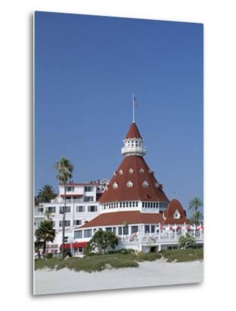 San Diego's Most Famous Building, Hotel Del Coronado Dating from 1888, San Diego, California, USA