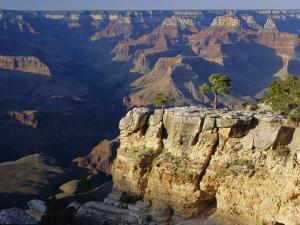 The South Rim of the Grand Canyon, Arizona, USA by Fraser Hall