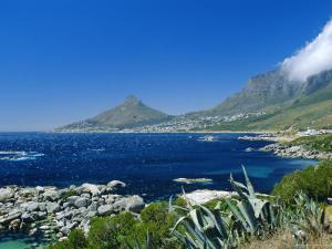 View from Chapman's Peak Drive, Near Cape Town, South Africa by Fraser Hall