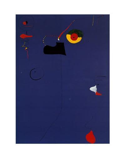 Fratellini-Joan Mir?-Art Print