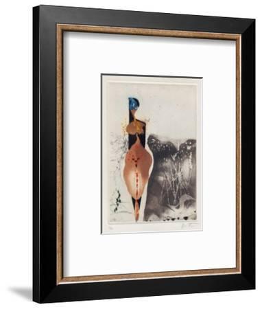 Frau I-Karl Brandstätter-Framed Collectable Print