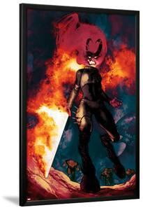 Uncanny X-Men #5 Featuring Magik by Frazer Irving