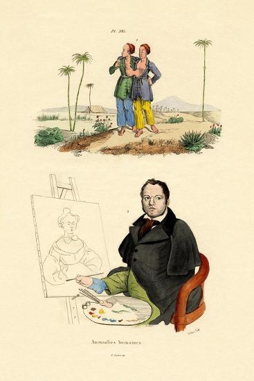 Freak, 1833-39--Giclee Print