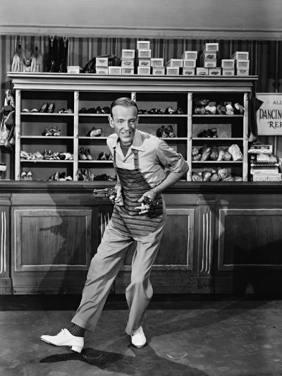 Fred Astaire, the Barkleys of Broadway, 1949--Photographic Print