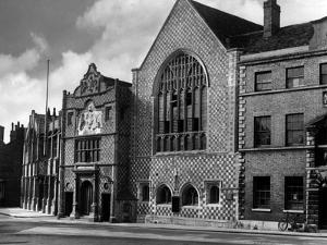 King's Lynn Guildhall by Fred Musto