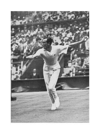 Fred Perry, 1934--Giclee Print