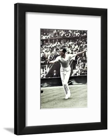 Fred Perry, 1934-London News Agency-Framed Photographic Print