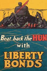 Beat Back The Hun by Fred Strothman
