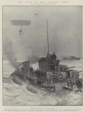 The Kite in the Russian Navy