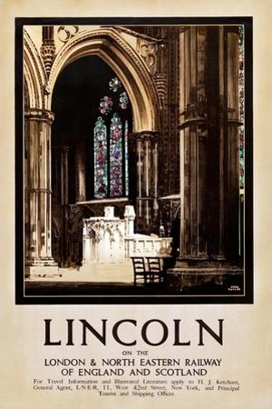 Lincoln by Fred Taylor
