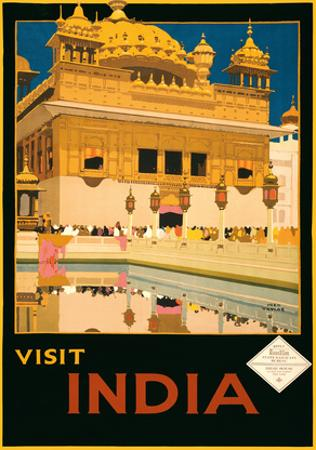 Visit India - The Golden Temple (Harmandir Sahib) - Amritsar, Punjab