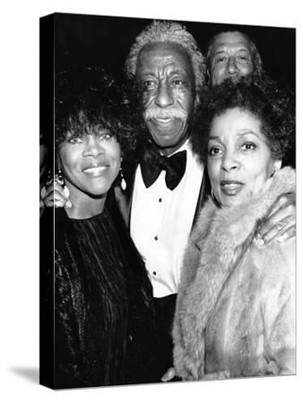 Gordon Parks, Cicely Tyson, Ruby Dee - 1991