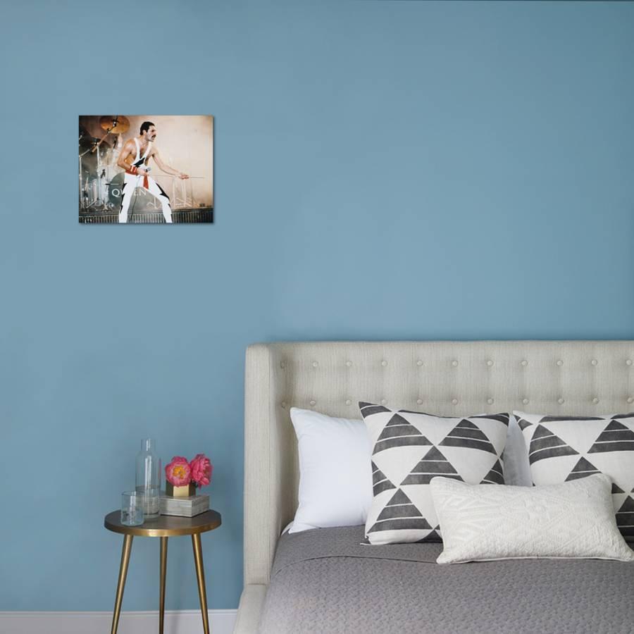 Freddie mercury queen photo by art.com