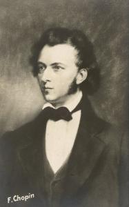 Frederic Chopin Polish Composer
