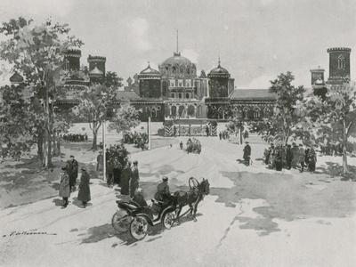 Petrovsky Palace